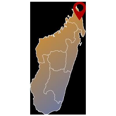 Trekking tour nel nord-est - Namatours viaggi solidali Madagascar