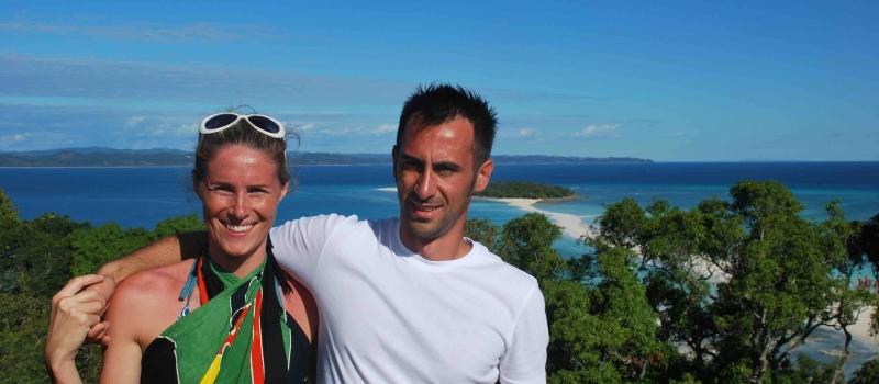 COME È NATO NAMATOURS LA STORIA DI DAVIDE - Namatours viaggi solidali in Madagascar
