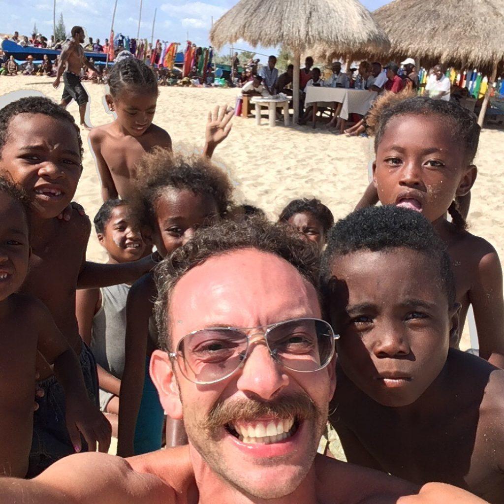 COME È NATO NAMATOURS LA STORIA DI MASSIMO - Namatours viaggi solidali in Madagascar