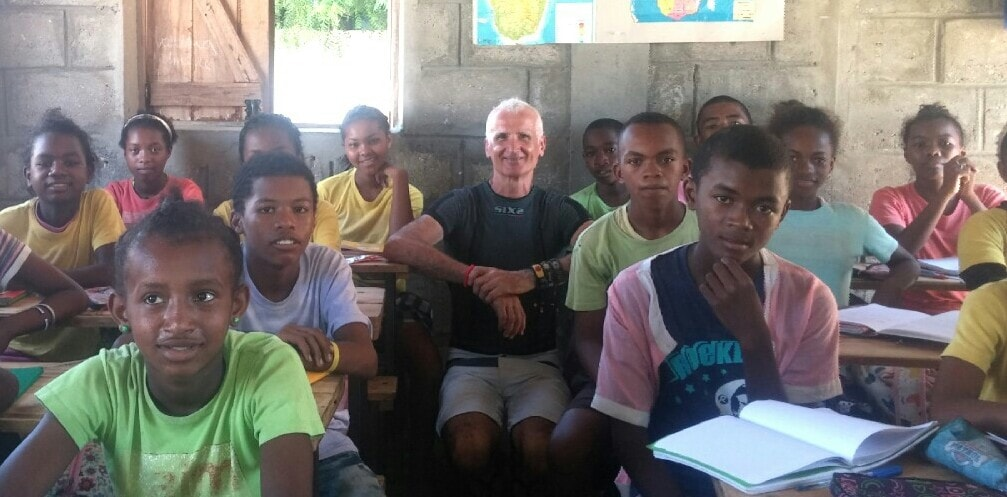 IL MADAGASCAR IN BICI INTERVISTA A GIANCARLO AMADORI - Namatours viaggi solidali in Madagascar