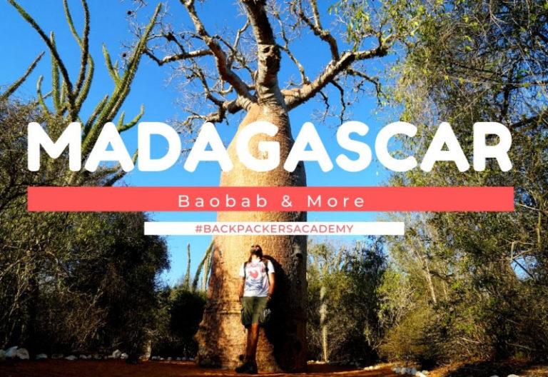 IL VIAGGIO IN MADAGASCAR DELLA BACKPACKERS ACADEMY EPISODIO 2