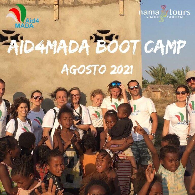 AID4MADA BOOT CAMP thumbs - Namatours viaggi solidali in Madagascar